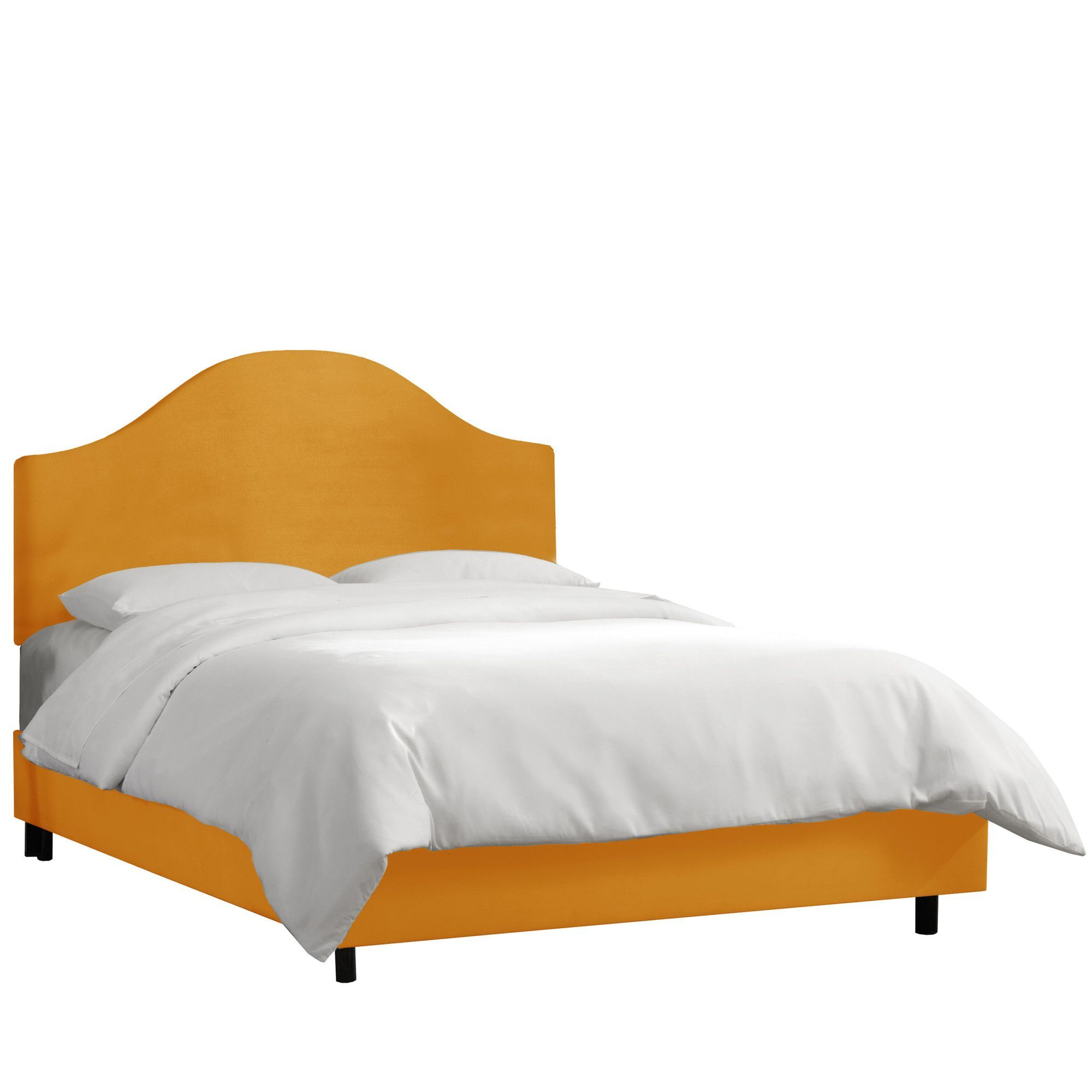 regal upholstered panel bed beds online platform beds and products