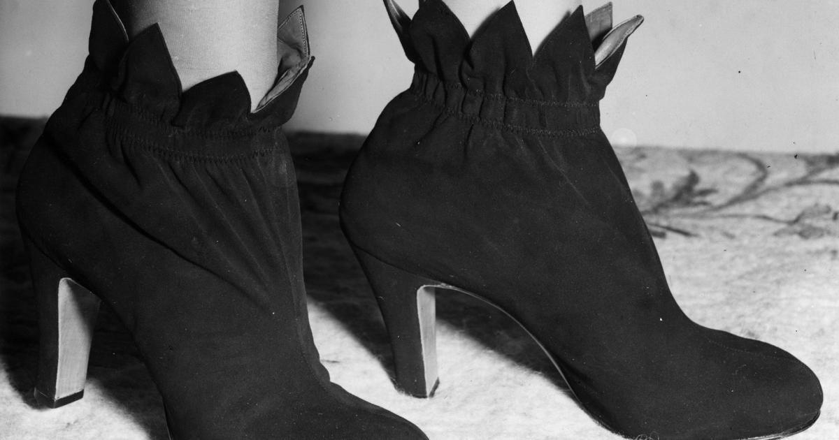 Cómo estirar las botas Zapatos de gamuza vintage Pinterest Zapatos botas de d6b014