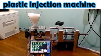 صناعة البلاستيك من الالف الى الياء Injection Machine Plastic Injection Molding Plastic Injection