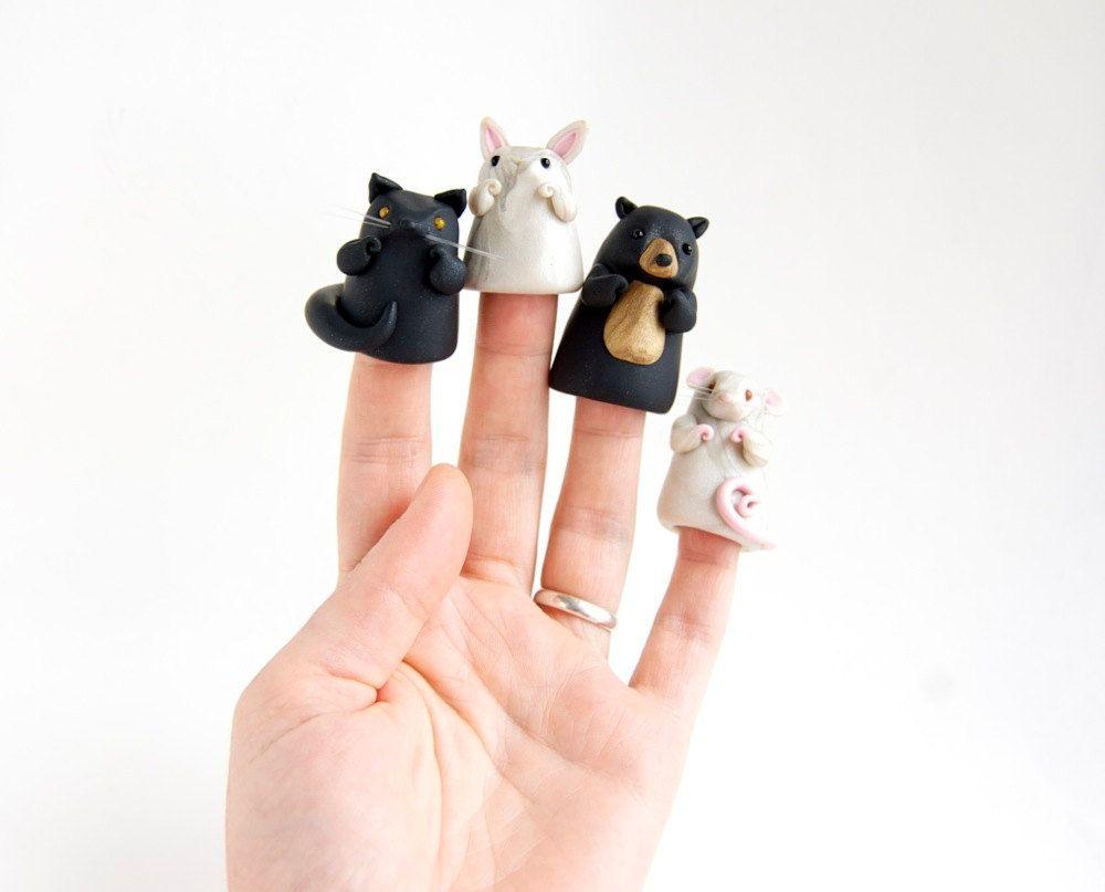 cute finger puppets