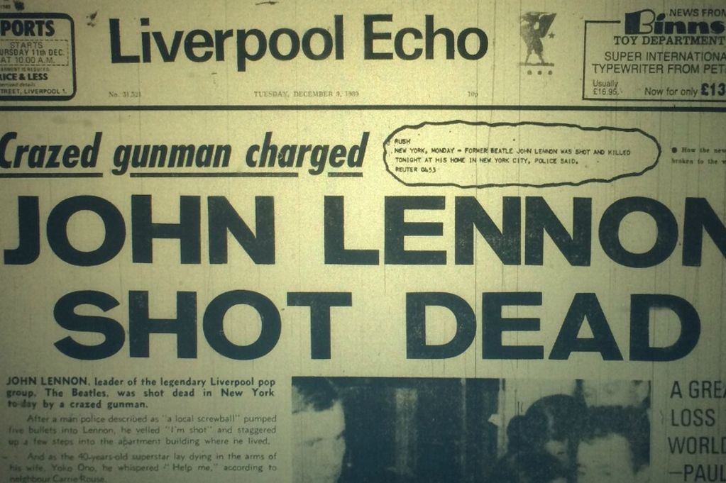 Pin On Lennon