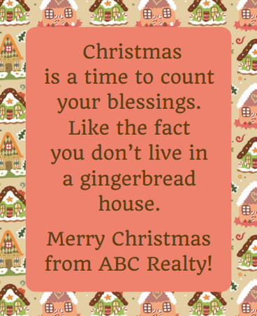 christmas messages from realtors agents examples cute ways to say happy holidays to clients partners and staff from paperdirect - Christmas Cards For Clients