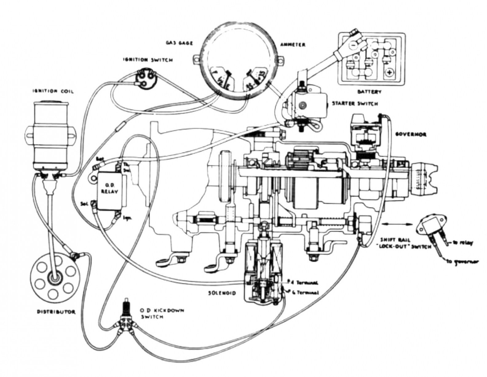 Diagram Unique Wiring Diagram For Mechanically Held Lighting
