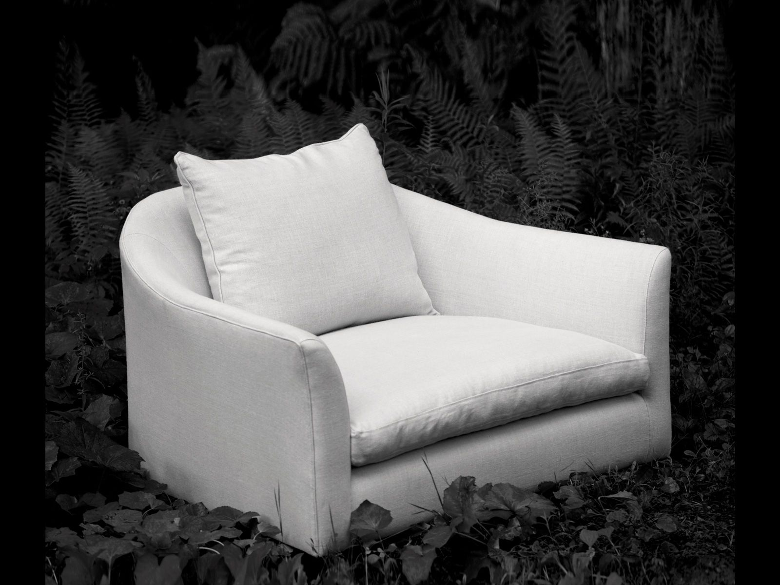 "Montauk s Julian chair the ""Natural Selection"""