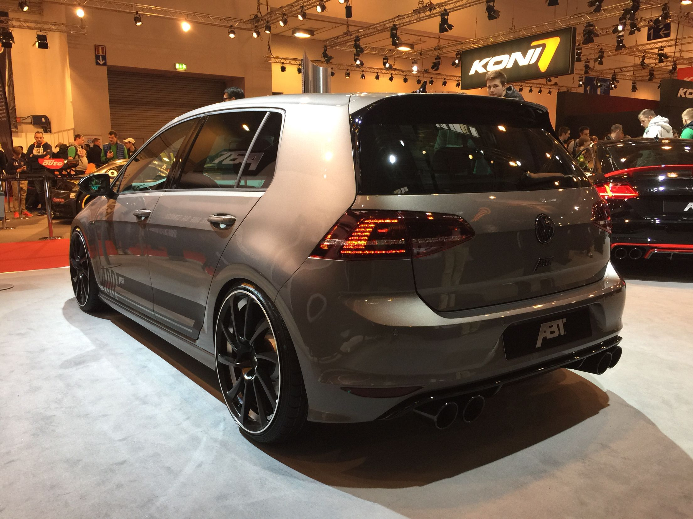 Golf 7 R Abt Dreams on Wheels