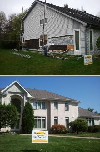 Roofing Siding Gutter Services How To Install Gutters Gutters Seamless Gutters