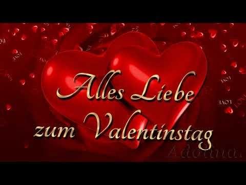 Alles Liebe Zum Valentinstag Mein Schatz
