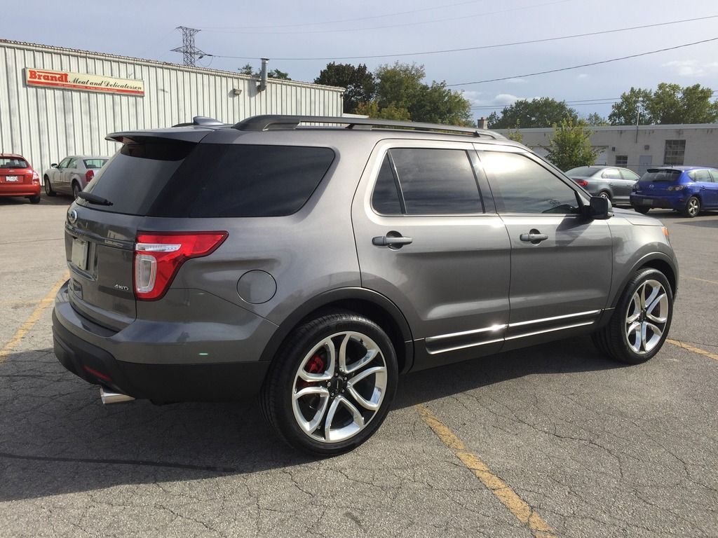 "New Today Ford Explorer and Ranger Forums ""Serious"