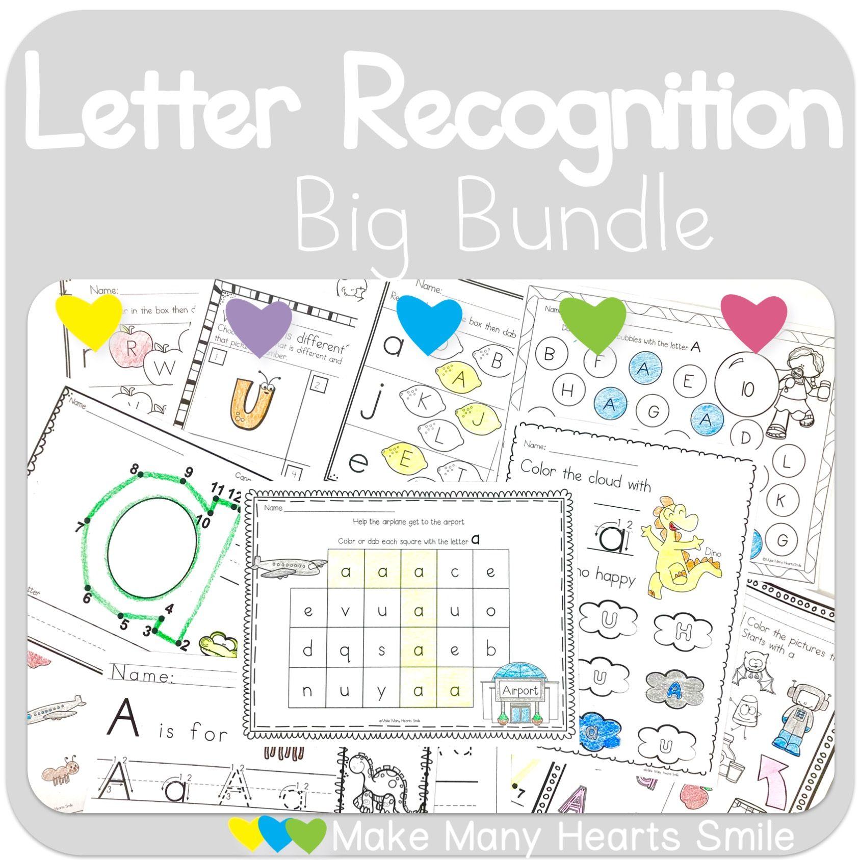 Letters Big Bundle