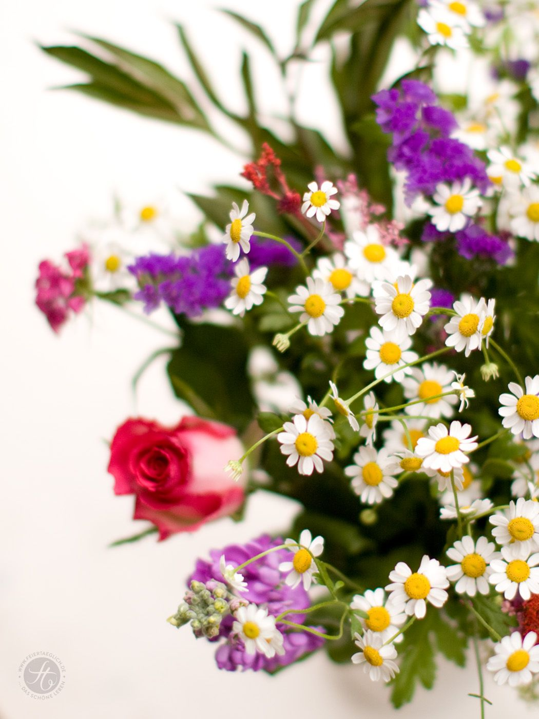 Love Beautiful Flowers Wildblumenstrauss Pinterest Flowers