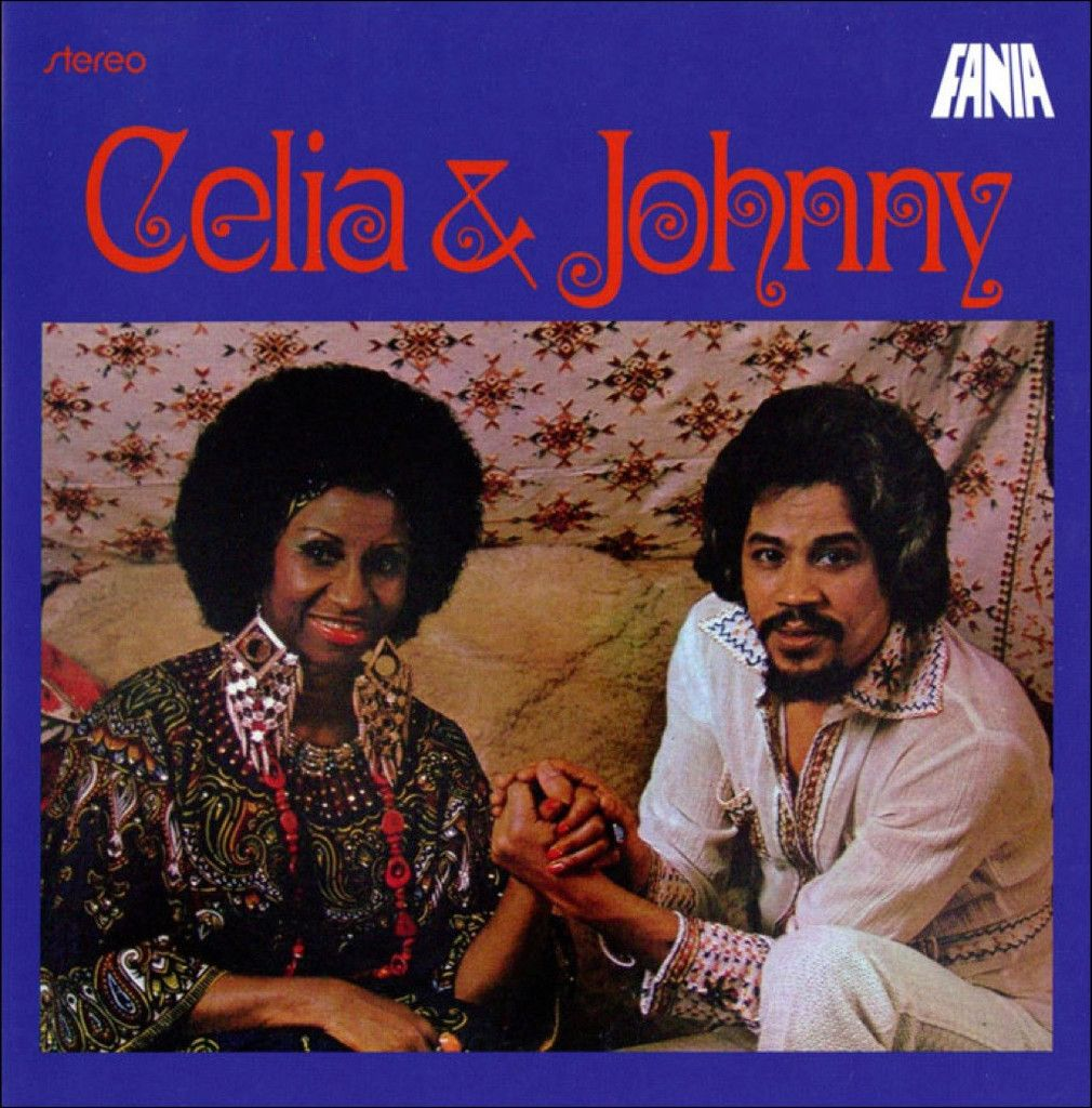 Celia y Johnny – Fania