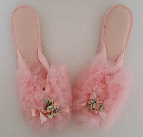 Glamorous Slippers - pink ja74MgA