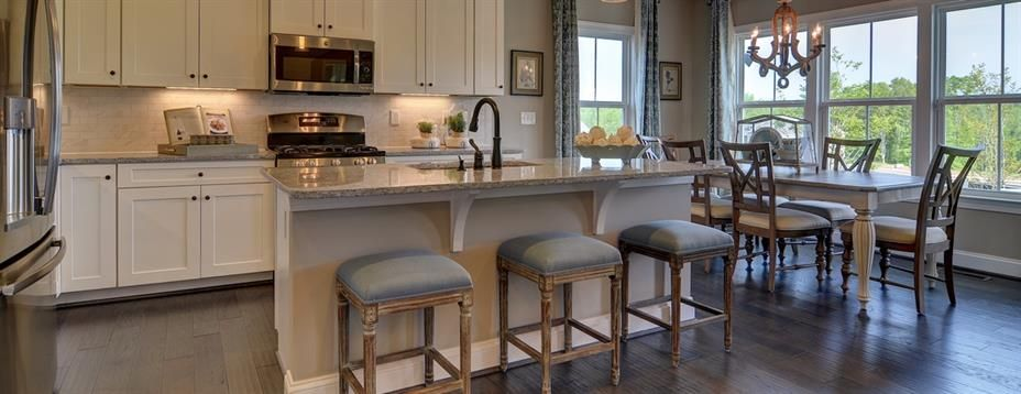 New Carolina Place Home Model for sale at Canter Creek in Upper ...