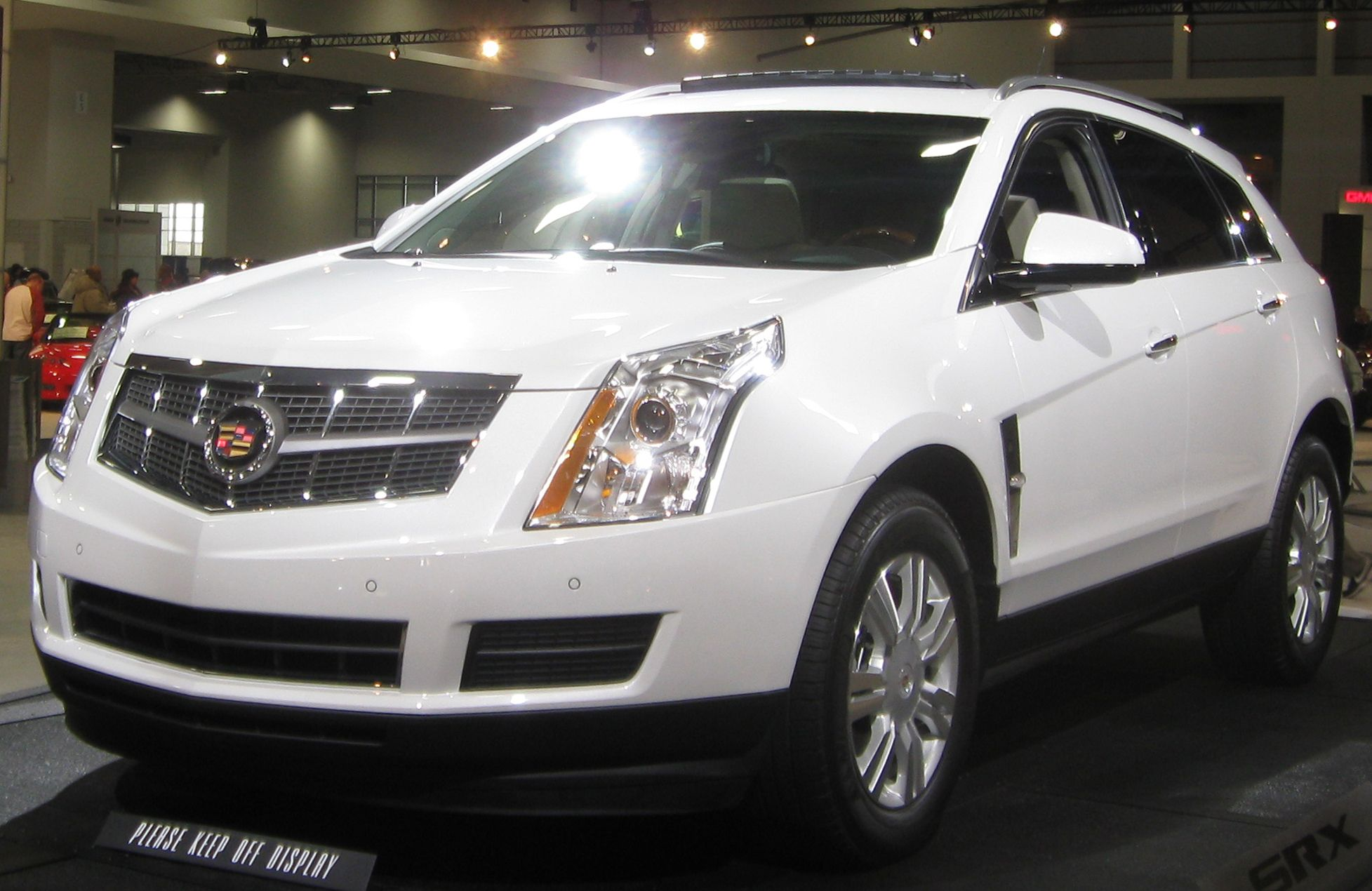 2012 Cadillac SRX love this car I wish I could win it