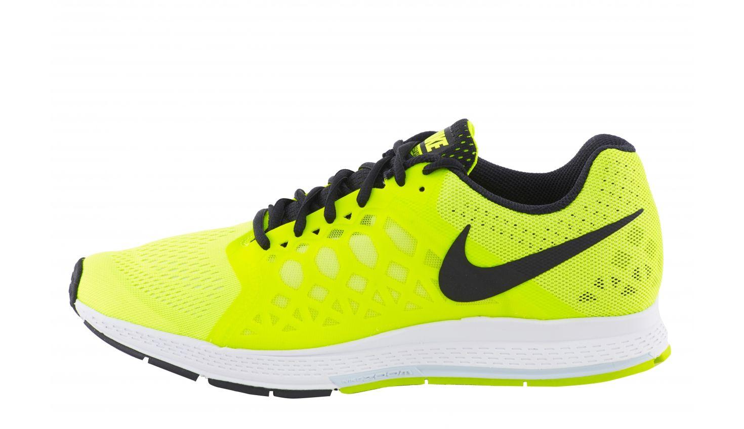 Nike Air Zoom Pegasus 31 - Chaussures course à pied Homme - jaune Achetez  malin sur b28328cf9