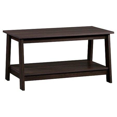 5999 Trestle Coffee Table Espresso