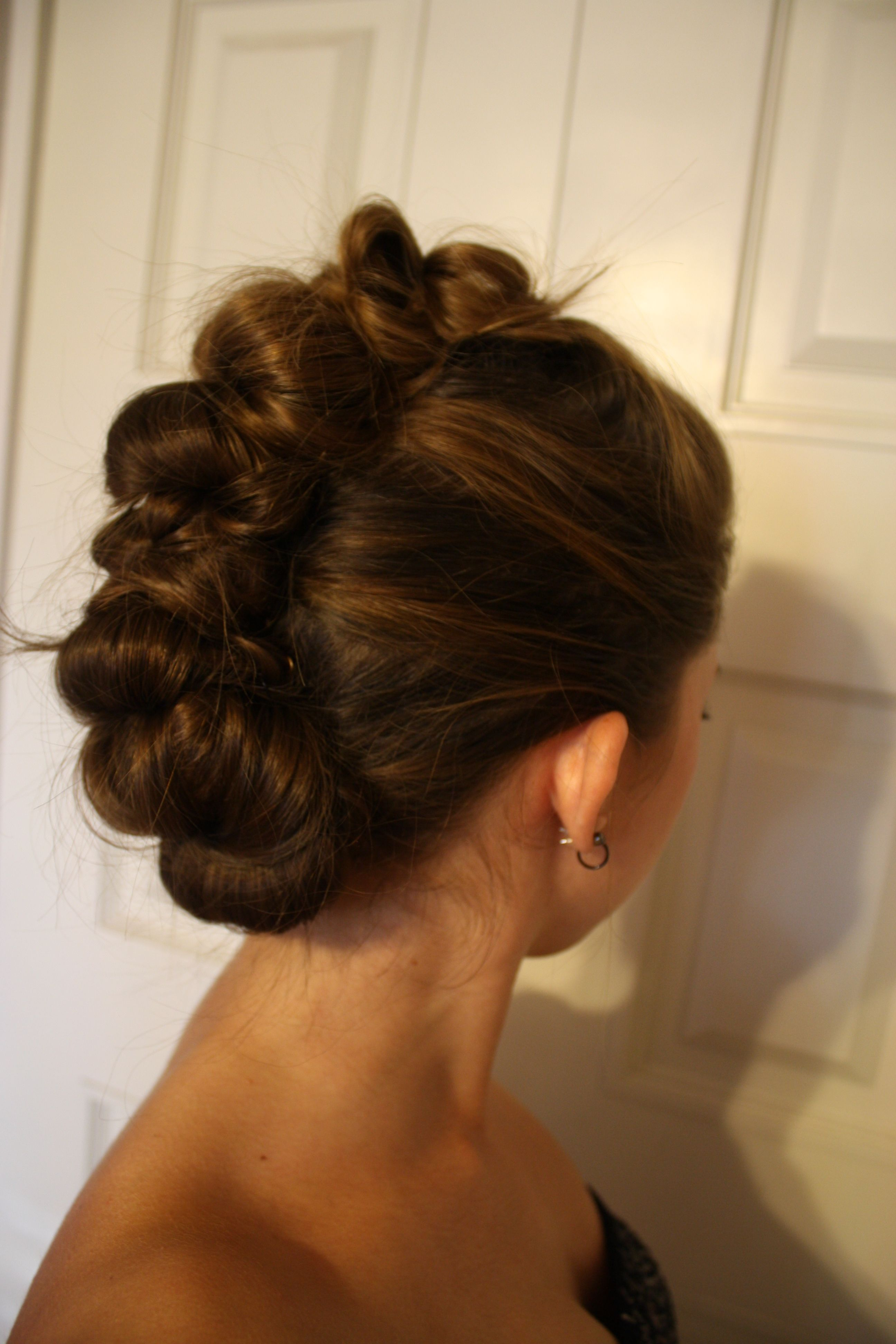 Pin by christy on updos n braids pinterest mohawk hairstyles