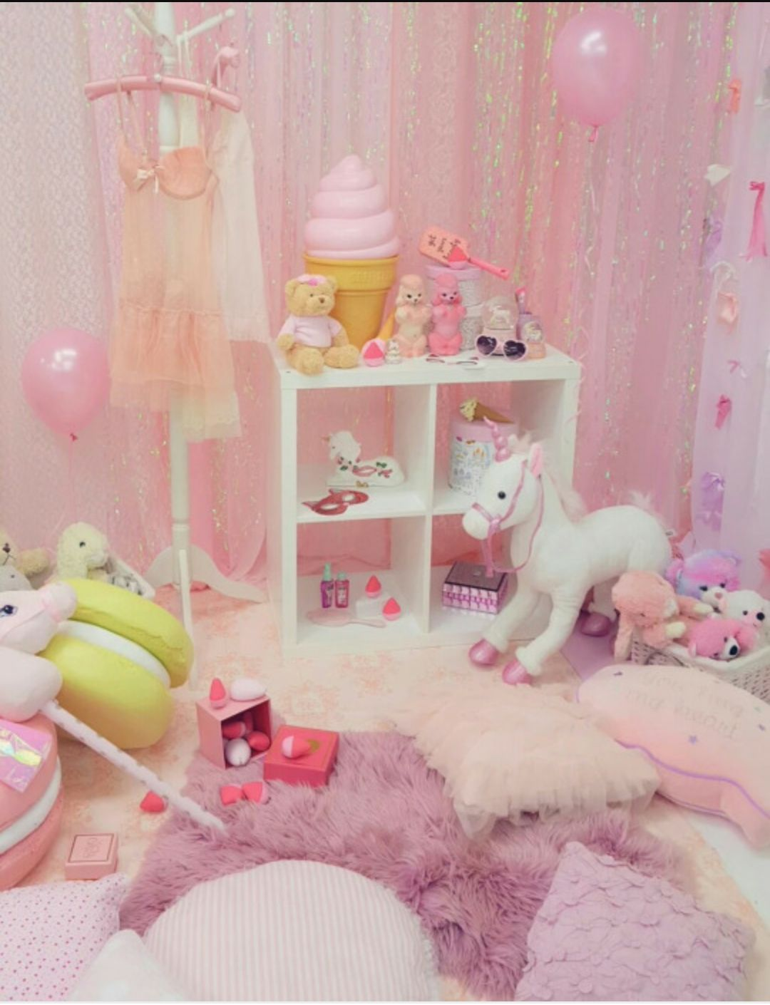 Little Space With Bts Kawaii Bedroom Kawaii Room Girls Bedroom