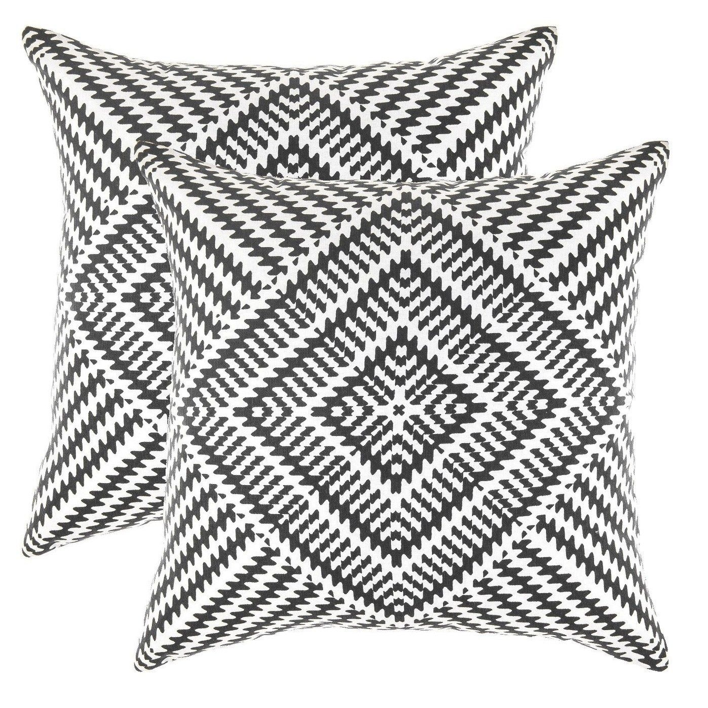 Strange Throw Pillow Covers Kaleidoscope Accent Decorative Caraccident5 Cool Chair Designs And Ideas Caraccident5Info