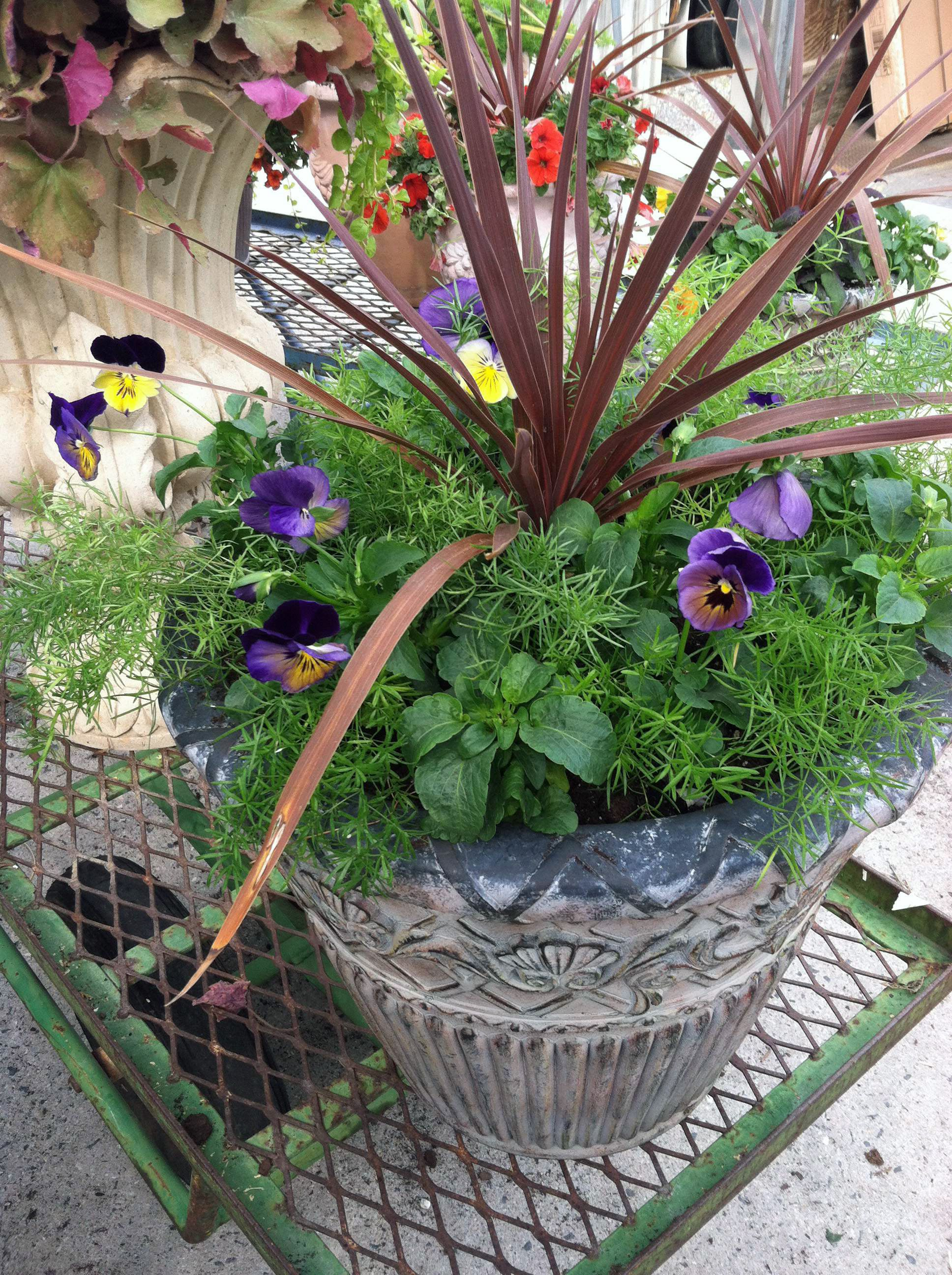 Visit Your Local Garden Store Garden Items Garden Container