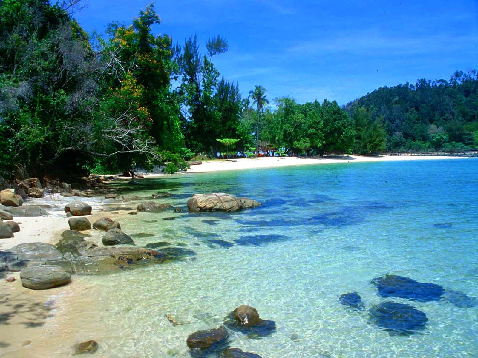 Free Desktop Wallpaper Beach Scenes Tropical Beach photos