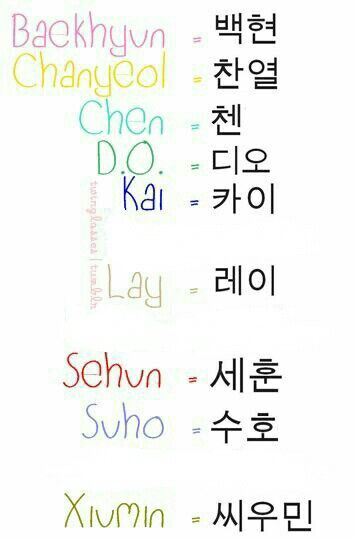 i think it s important for all the international exo ls to know