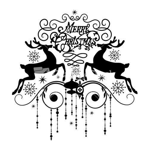 Black And White Christmas Card Gift Wrap Pinterest Christmas - christmas cards black and white