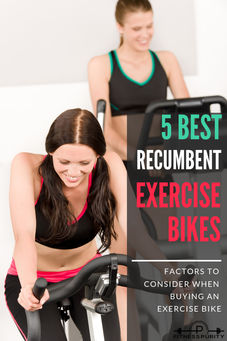 The Best Recumbent Exercise Bike Is Out There You Just Have To