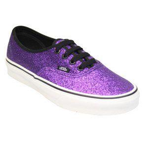 Vans Authentic w Trainers Color: Purple