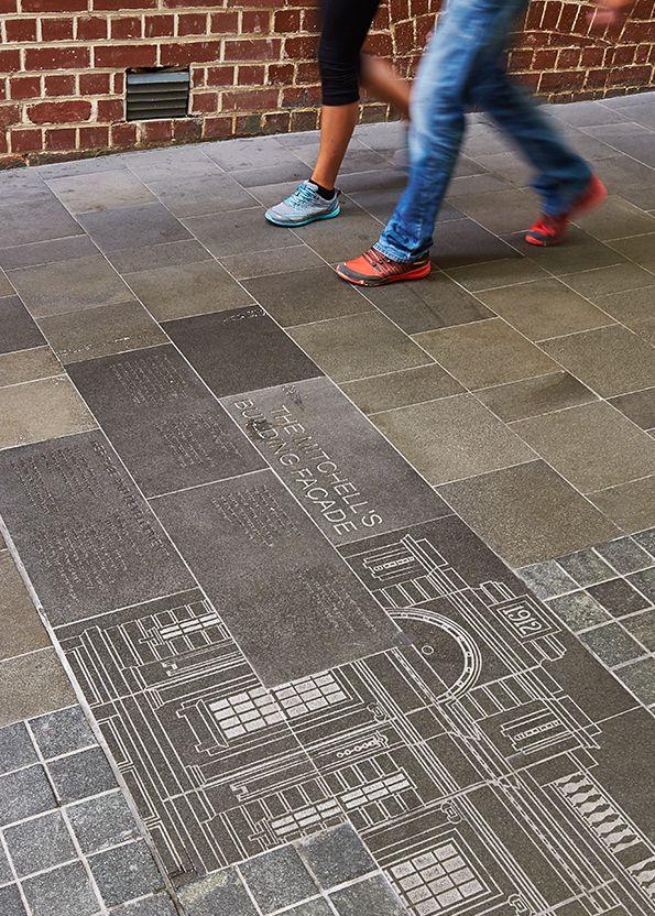 Sinaliza 231 227 O 140 William Street Pavement Design Paving