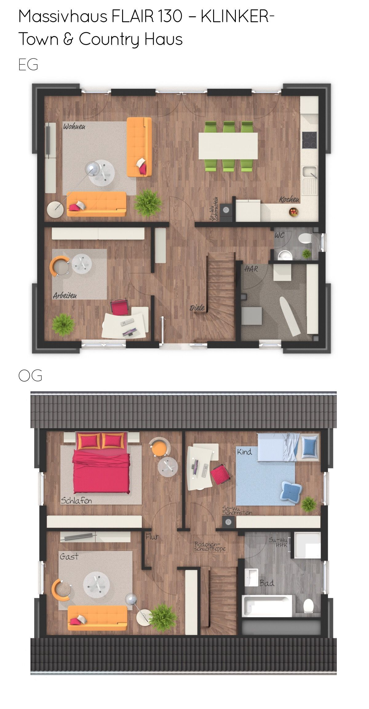 Grundriss Einfamilienhaus Mit Satteldach Architektur Ohne