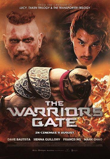 enter the warriors gate trailer