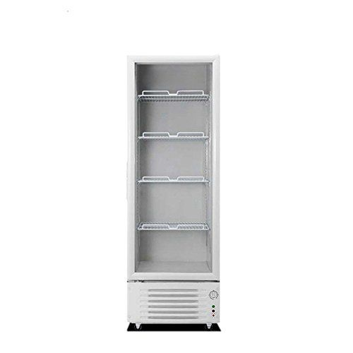 288l Direct Cooling Glass Display Showcase 1door Beer Soda Beverages Commercial Refrigerator M Refrigerator Sale Commercial Refrigerators Beverage Refrigerator