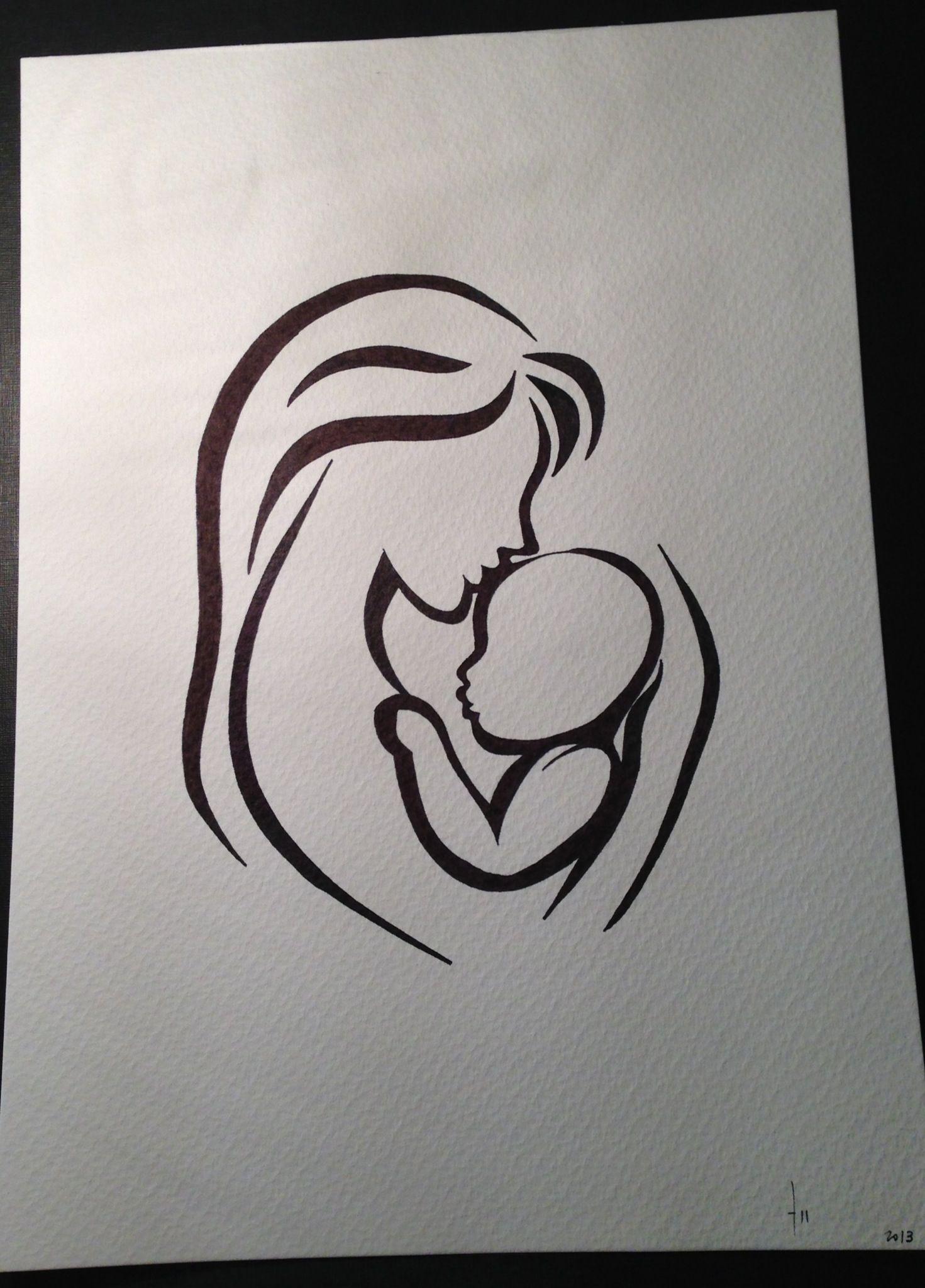Pin De Aula Hospitalaria Clinico San En Lactancia Materna Dibujos Arte Manualidades