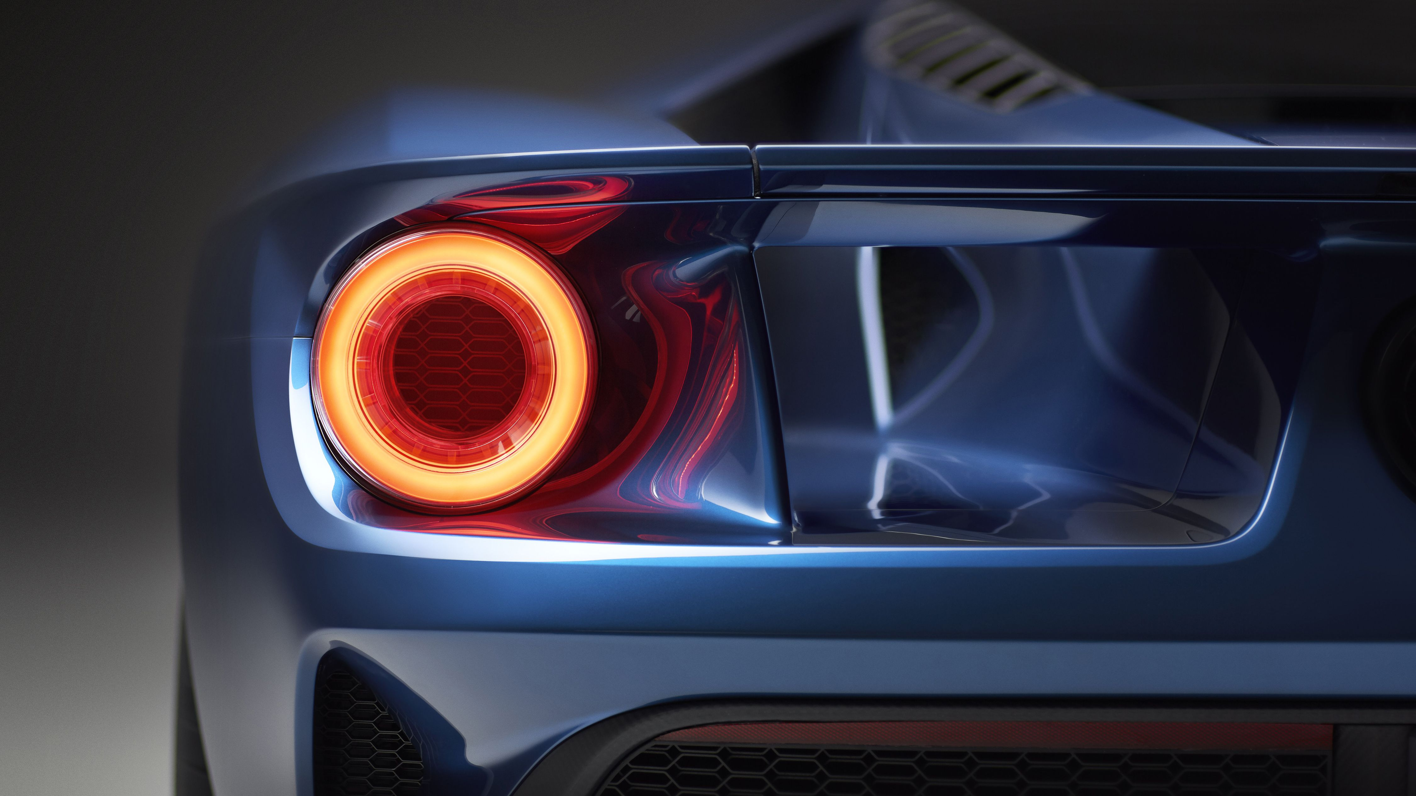 Ford GT Сoncept 2015