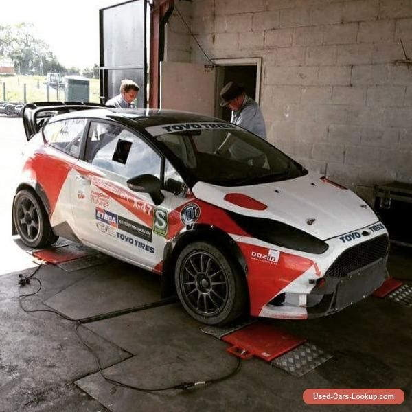 Car For Sale Ford Fiesta Rallycross Race Rally Track Day Car 330bhp Msa 1 6 St180 Modified