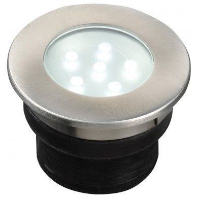 Plug play brevus led submersible recess outdoor garden decking light
