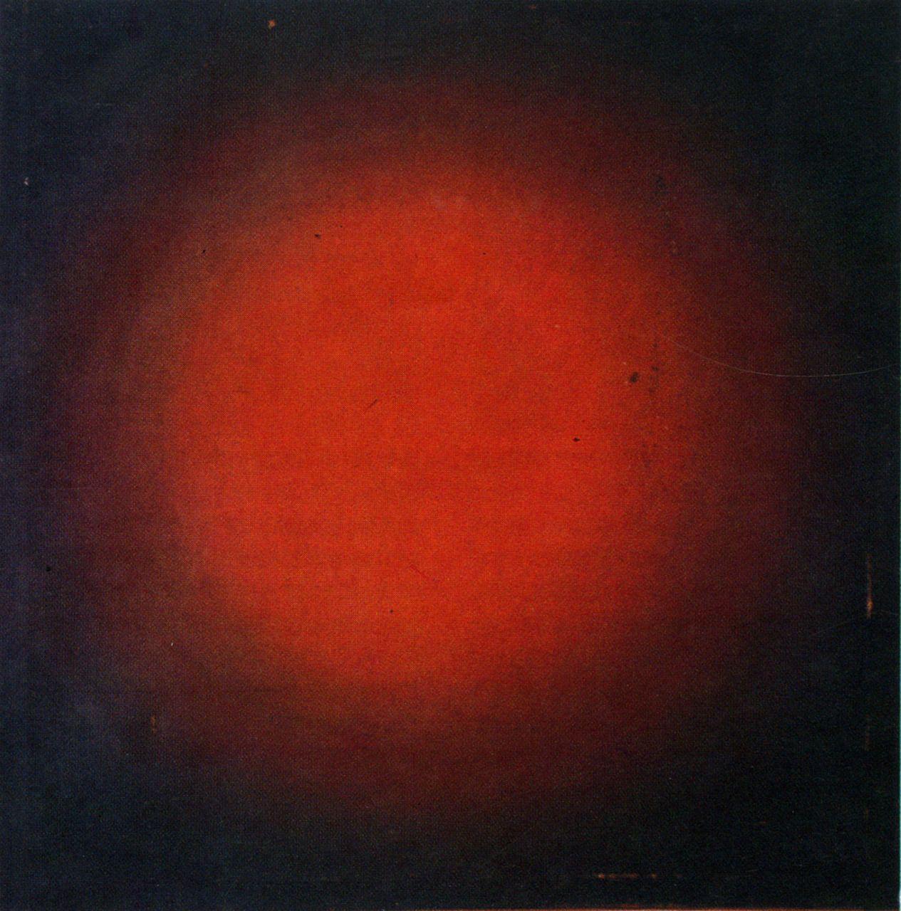 IVAN  KLIUN RED LIGHT MINIMALISM  ART GICLEE PRINT FINE CANVAS