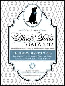 Always A Great Event To Raise A Paw For Animals Black Tails Gala By The Purr N Pooch Foundation For Animals Animal Rescue Fundraising Gala Themes Gala Ideas