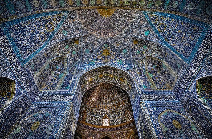 Grand Mosque of Isfahan, Isfahan, Iran