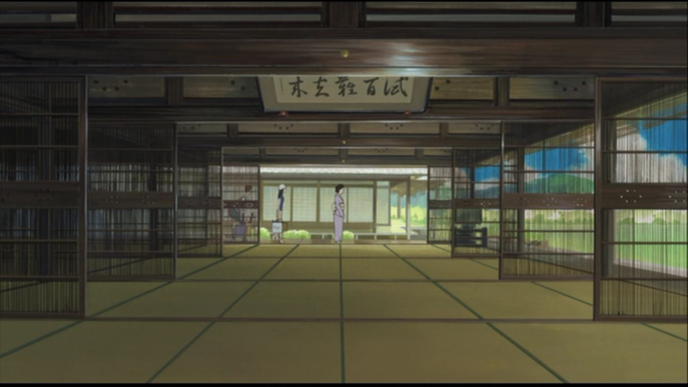 Japanese House Inside pinmadeleine desiree bye madach on house anime | pinterest | anime
