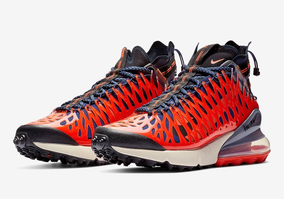 Nike ISPA Air Max 270 SP SOE Store List Buty pneumatyczne Nike  Nike air shoes