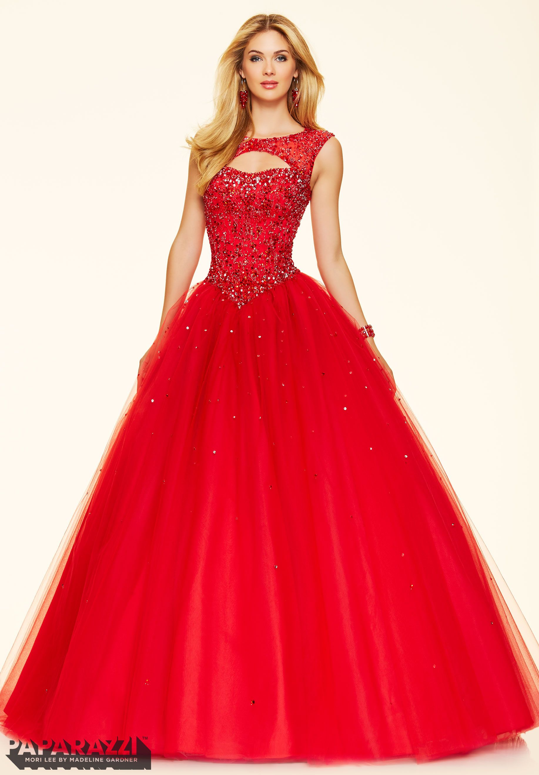 Quince Dresses Red Formal