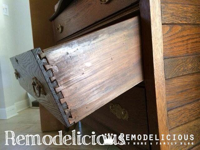 Fix For Drooping Drawers Furniture Fix Drawer Repair Diy Drawers