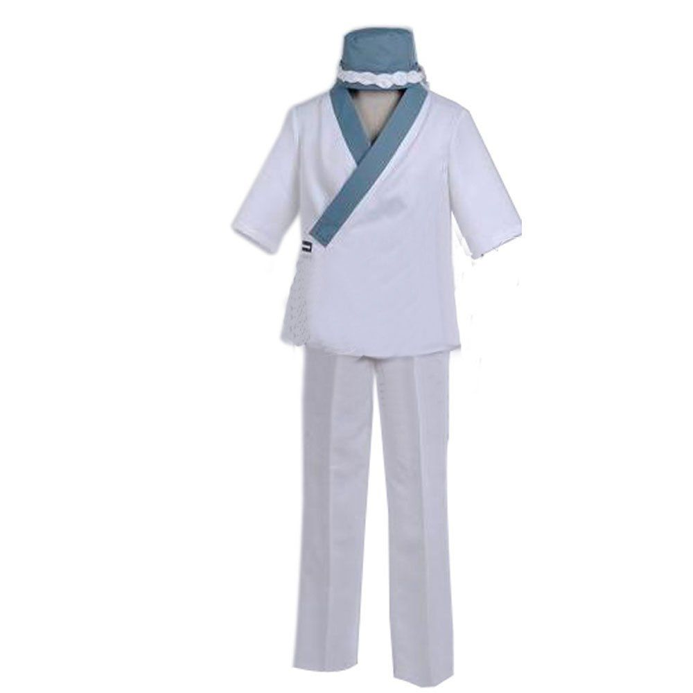 Relaxcos Durarara !!Simon Brezhney Outfits Sets Cosplay Costume -- Check out the image by visiting the link.