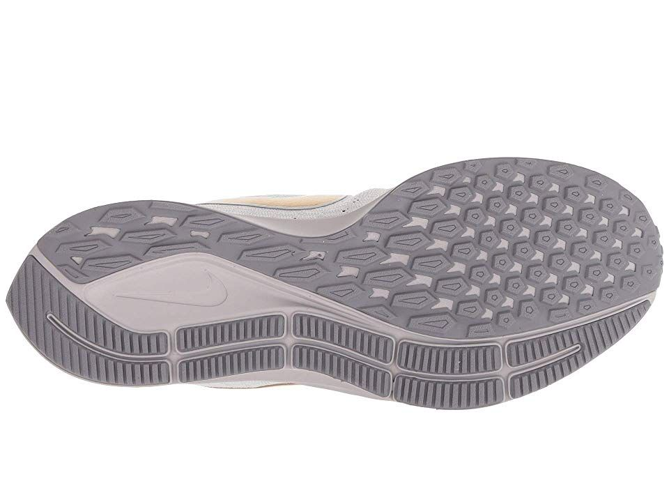 ab7321c98299 Nike Air Zoom Pegasus 35 Premium Women s Running Shoes Vast Grey Metallic  Platinum Atmosphere Grey