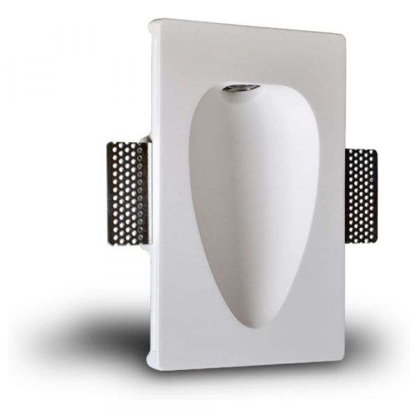 Click Licht famlights gipseinbauleuchte paula individuell gestaltbar inkl led