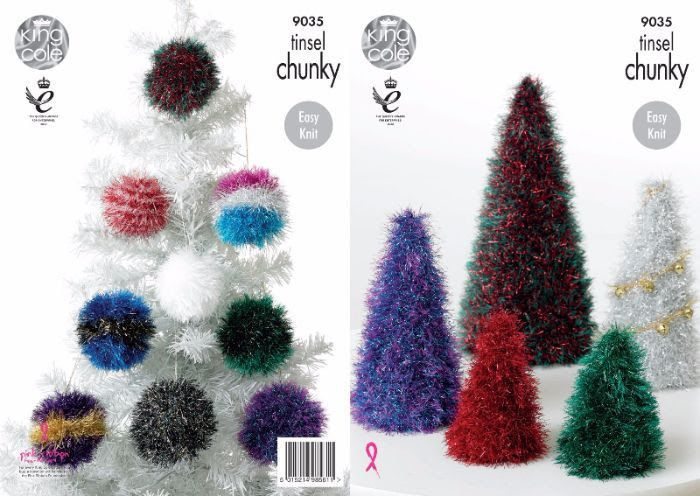 Wordpress Error Christmas Tree Knitting Pattern Tinsel Christmas Tree Chunky Knitting Patterns