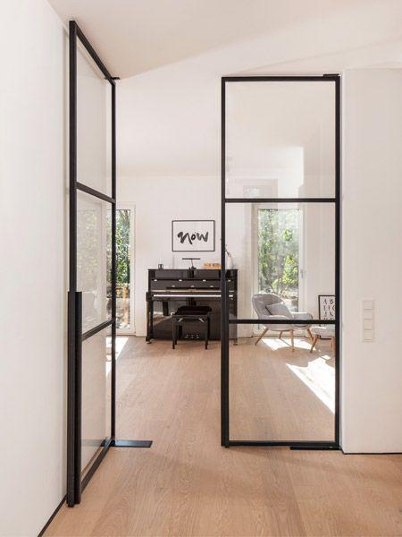 Photo of Stahl – Glas – Türen – Stahl-Loft-Türen