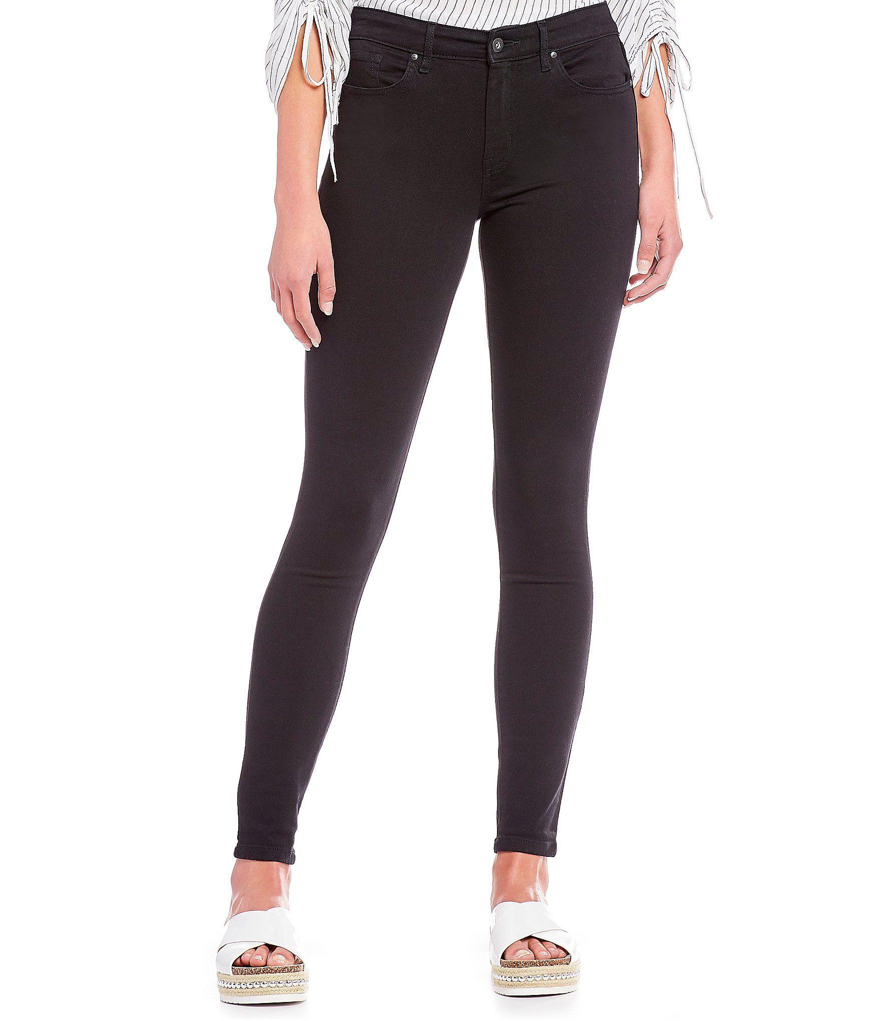 Dillards Wedding Gifts: Jessica Simpson Curvy High Rise Skinny Jeans